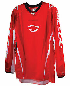Alloy 06 pulse motocross mx jersey red race shirt top enduro quad bike