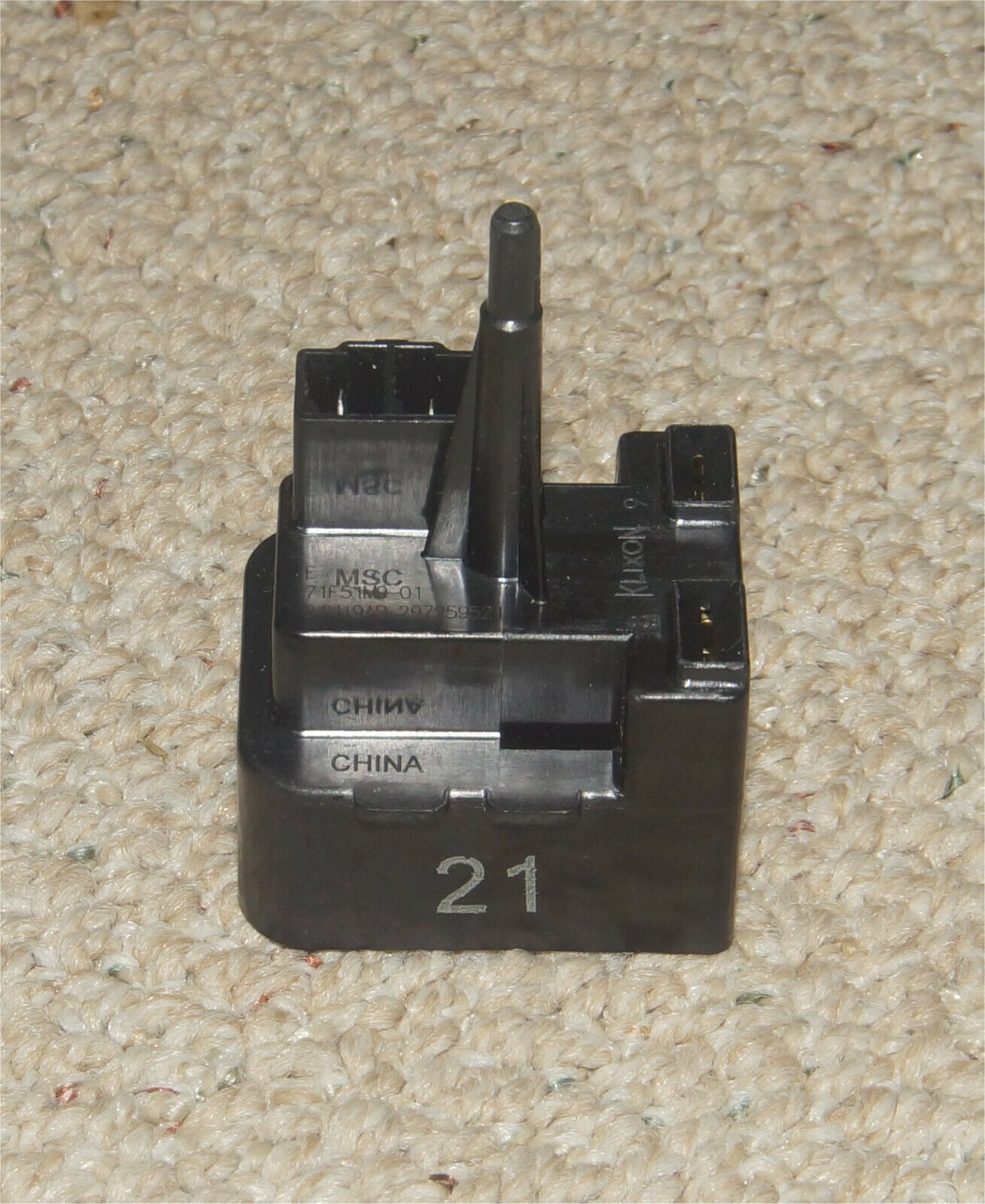 New FRIGIDAIRE/ELECTROLUX Compressor Overload and Start Relay 29725952