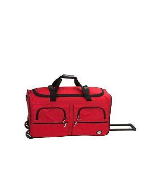 "36"" Rolling Duffle Bag - by Fox Luggage"