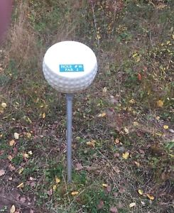 TEE Box Markers/signs