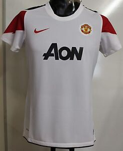 MANCHESTER-UNITED-WOMENS-2010-11-AWAY-SHIRT-BY-NIKE-SIZE-LARGE-BRAND-NEW