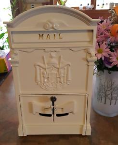 Wedding Wishing Well Mail Box