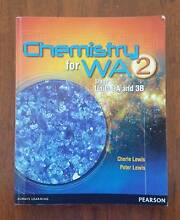 CHEMISTRY FOR WA STAGE 2 AND STAGE 3 $15 EACH + MORE! Joondalup Joondalup Area Preview