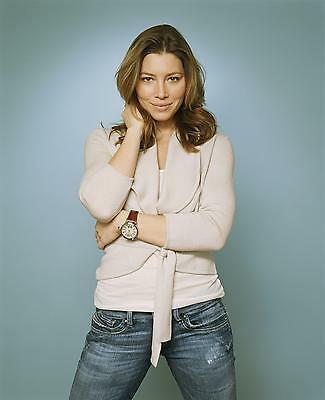 Jessica Biel Unsigned 16X20 Photo  4