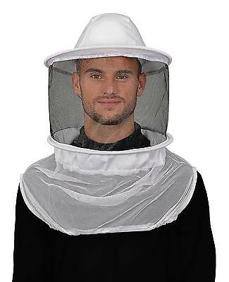 Humble Bee 210 Polycotton Beekeeping Veil With Round Hat St