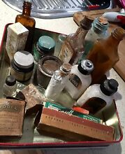 Old Medical/Pharmaceutical Glass jars Baldivis Rockingham Area Preview