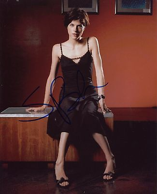Selma Blair Signed Cruel Intentions Anger Management Color 8X10 With Coa Pj1