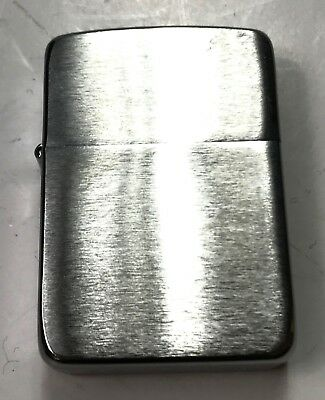 WWII US ARMY GI PERSONAL ITEMS ZIPPO CIGARETTE LIGHTER-1941 CHROME STYLE