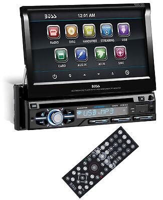 "Boss BV9979B 7"" Touchscreen CD/DVD MP3 Car Player USB/SD AUX Receiver Bluetooth"
