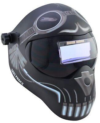 Save Phace Efp-i Series Welding Helmet Skeletor 180 49-13 Adf Lens