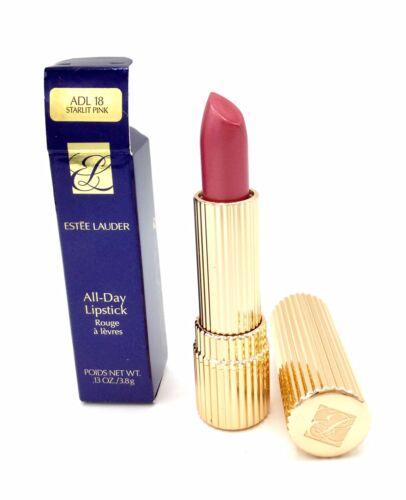 Estee Lauder All Day Lipstick # Adl 18 Starlit Pink Full Size,