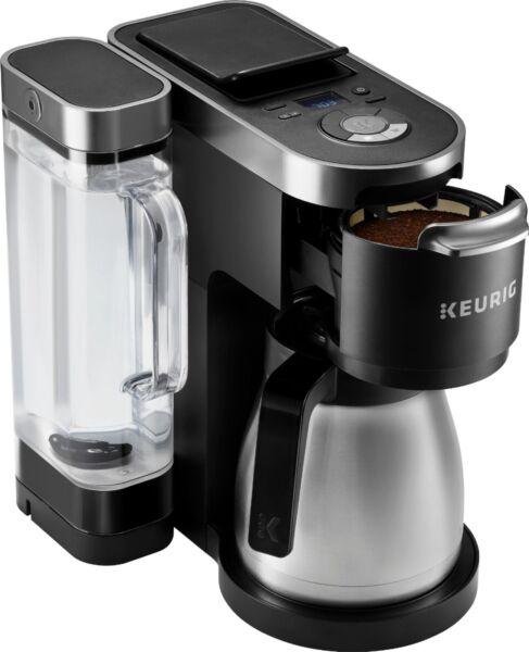 Keurig K-Duo Plus Single Serve and Carafe Coffee Maker ...