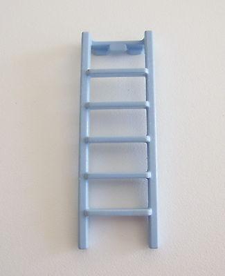 Playmobil (r269) maison moderne - echelle bleue lits superposés chambre 5328