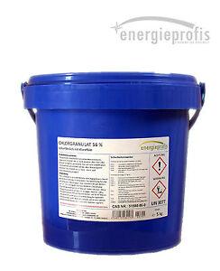 10 kg (2 x 5 kg) Chlorgranulat Chlor Granulat VERSANDKOSTENFREI