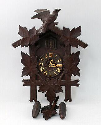 99820055 Cuckoo Clock Wall Clock Um 1930