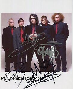 My-Chemical-Romance-SIGNED-Photo-1st-Generation-PRINT-Ltd-Certificate-2