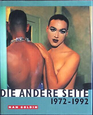 Nan GOLDIN. Die andere Seite, 1972-1992. Parkett / Scalo Verlag, 1992. for sale  Shipping to Canada