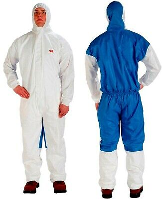 3m Disposable Personal Protective Hooded Coverall 4535-3xl