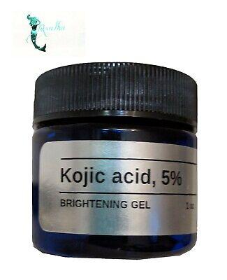 Kojic Acid 5% Skin Brightening Gel  ()