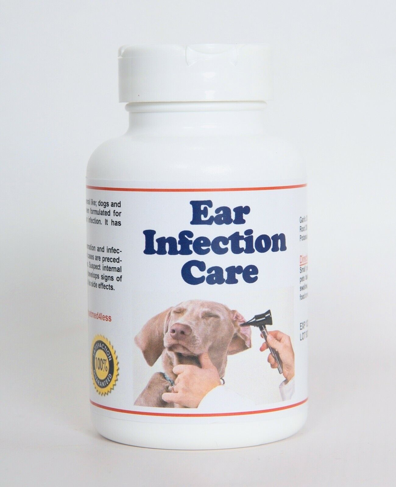 EAR INFECTION CARE FOR PETS - Dogs and Cats - OTITIS - BUY CHEAPLY PAY DEARLY