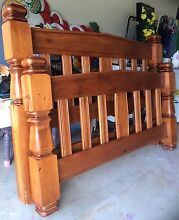 QUEEN SIZE BED FRAME Morayfield Caboolture Area Preview
