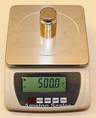31 Off Usedopen Box 6000 X .1 Gram Digital Scale Balance Pharmacy Refurbished