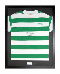 READY MADE FRAME FOR FOOTBALL SHIRT+ FREE ENGRAVED PLAQ