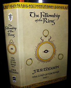 the-fellowship-of-the-ring-j-r-r-tolkien-hardback-1991-vintage-collectible