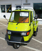 Piaggio APE 50 Cross Country mit 25 km/h Zulassung !