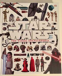 Star Wars encyclopédie (en anglais)