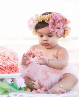 SPECIAL OFFER Luxury Cake Smash Photography