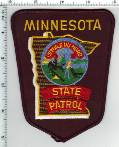 State Patrol (Minnesota) 4th Issue Shoulder Patch