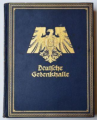 Deutsche Gedenkhalle Bilder aus der vaterländischen Geschichte Pflugk Harttung
