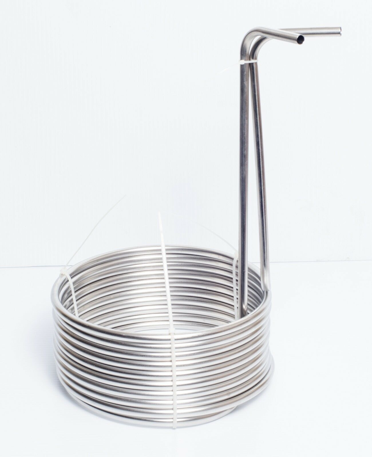 $39.99 - 25' Stainless Steel Home Brewing Beer Immersion Wort Chiller Coil 3/8