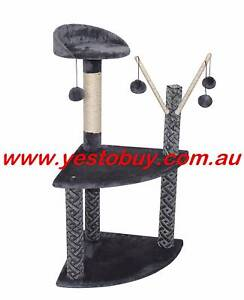 92cm Cat Tree, Scratch Post, Scratching Pole Scratcher Furniture Oakleigh Monash Area Preview