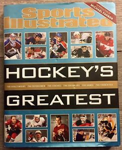 Sports Illustrated: Hockey's Greatest (Hard Cover)