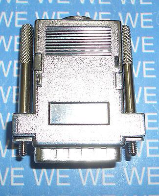 10Stück  SUB-D Gehäuse 15-polig / Handverriegelungsschrauben