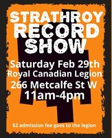 Strathroy Record Show