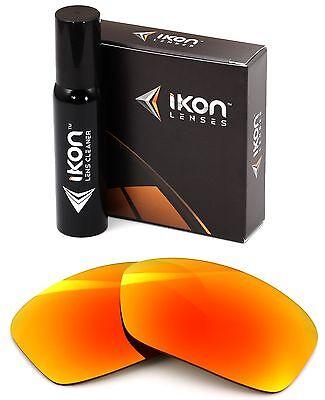 Polarized IKON Replacement Lenses For Dragon Vantage Fire Mirror Vantage Replacement Lens
