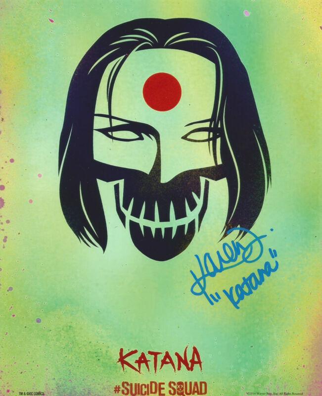 Karen Fukuhara Signed Suicide Squad 10x8 Photo AFTAL