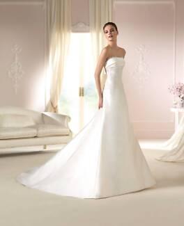 Pronovias wedding dress. Size 8. Paid $2100. Offers welcome!