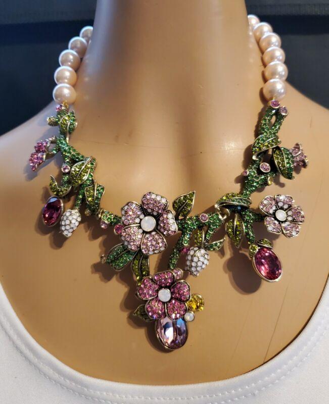 Heidi Daus Harmony of Hues Necklace