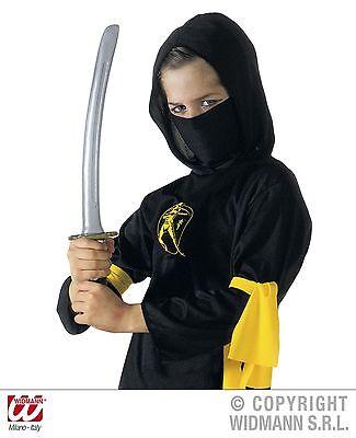 Ninja Messer Schwertscheide 40 cm Zubehör Asien Japan Karneval Kinder Kostüm