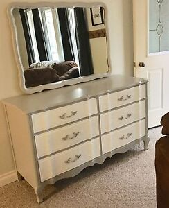 Gorgeous Refinished Dresser