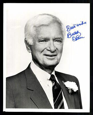 Buddy Ebsen Autogrammkarte Original Signiert # BC G 23234