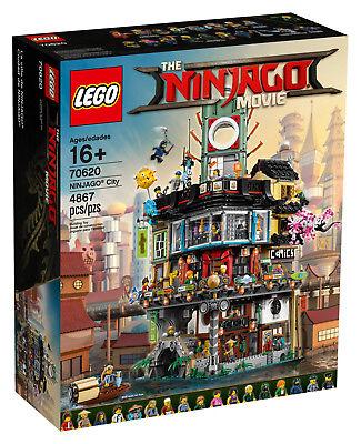 THE LEGO® NINJAGO® MOVIE™ 70620 NINJAGO® City NEU + OVP! BLITZVERSAND!