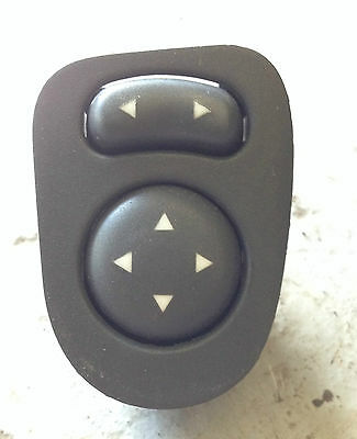 fiat 500 mirror switch
