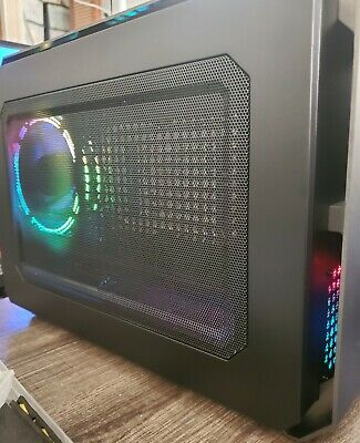 NEW! ITX GAMING PC/RYZEN 3 3100/GTX 1660 TI/16GB RAM/120GB M.2 SSD/1TB HDD
