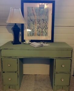 Antique Desk/Vanity