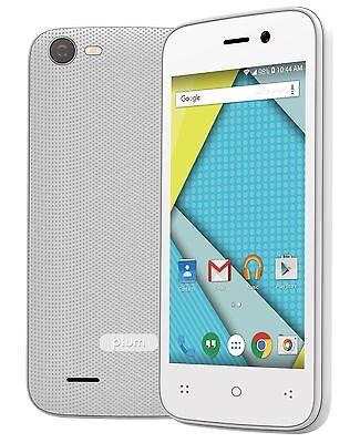 Unlocked Cell Phone Android 6 0 4G Gsm 8 Gb Memory Att Tmobile Metropcs Z404 Wht